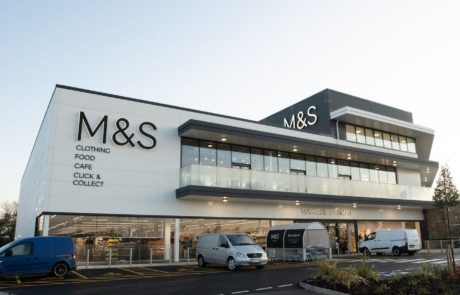 An image of M&S in Kingsley Village